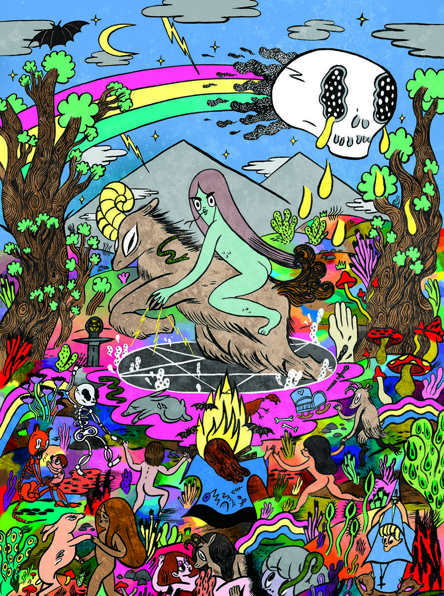 """Image Comics 'Winnebago Graveyard"""""""